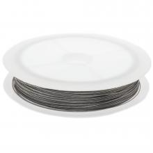 Fil Métallique (0.35 mm) Silver (25 mètres)