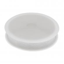 Fil de Pêche (0.5 mm) Transparent (25 mètres)