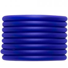 Fil Caoutchouc (5 mm) Royal Blue (2 mètres)