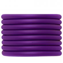 Fil Caoutchouc (5 mm) Perfect Purple (2 mètres)