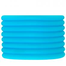 Fil Caoutchouc (5 mm) Sky Blue (2 mètres)