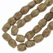 Perles en Céramique (11 x 10 mm) Peru (18 pièces)