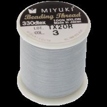 Fil Miyuki (50 mètres) Silver