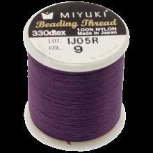 Fil Miyuki (50 mètres) Purple