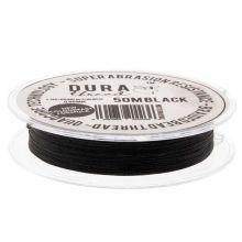 DURAThread (0,08 mm) Black (50 mètres)