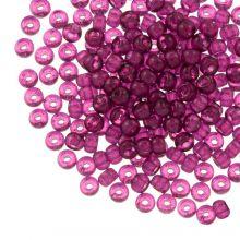 Rocailles DQ (3 mm) Mulberry Purple (25g / 600 pièces)