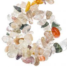 Perles Quartz Rutile Chips (5 - 10 mm) 180 pièces