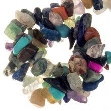 Perles Chips (5 - 8 mm) Mix Color (200 pièces)