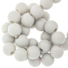 Perles Acryliques Mat (4 mm) Greige (500 pièces)