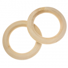 blank hout ring