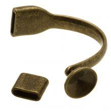 Demi-Bracelet Rivoli (Bronze)
