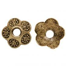Calotte (9 x 3 mm) Or (30 pièces)