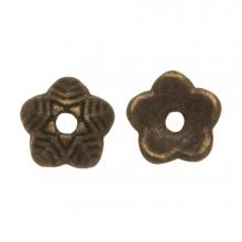 Calotte (6 x 1.5 mm) Bronze (25 pièces)