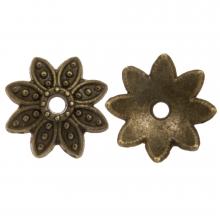 Calotte (9 x 2 mm) Bronze (25 pièces)