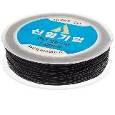 Fil Elastique Haute Qualité (1 mm) Transparent (25 mètres)