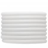 Fil Caoutchouc (5 mm) White (2 mètres)