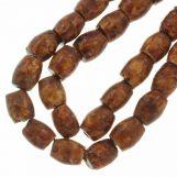 Perles en Céramique (11 x 10 mm) Sienna (18 pièces)