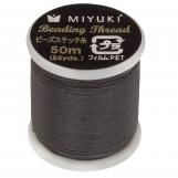 Fil Miyuki (50 mètres) Grey