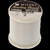 Fil Miyuki (50 mètres) Eggshell