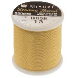 Fil Miyuki (50 mètres) Yellow