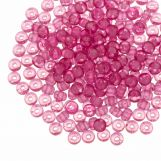 Rocailles DQ (4 mm) Candy Pink (25g / 350 pièces)