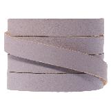 Cuir Plat DQ (10 x 2 mm) Lilac (1 mètres)