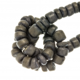 Perles Noix de Coco (4 - 5 mm) Grey Taupe (110 pièces)