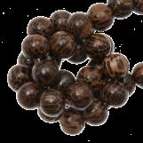 Perles en Bois (10mm) Patikan (41pièces)