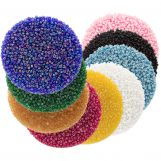 Assortiment - Rocailles (2 mm / 9 x 50 grammes) 'Mix Color'