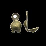 Calottes (4 mm) Bronze (25 pièces)