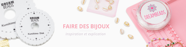 Faire des bijoux   Dreambeads Online